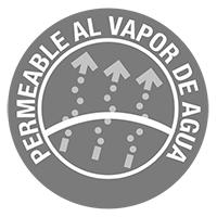 Permeable al vapor de agua