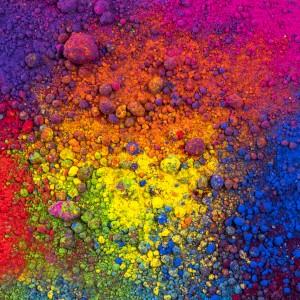pigmento color